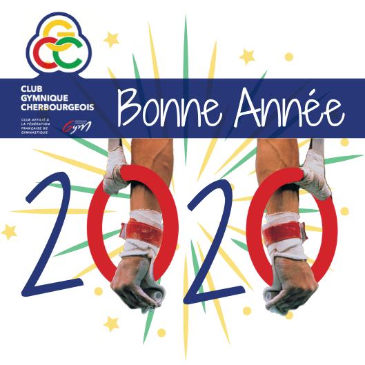 Toutes l'équipe du CGC vous souhaite une excellente année 2020